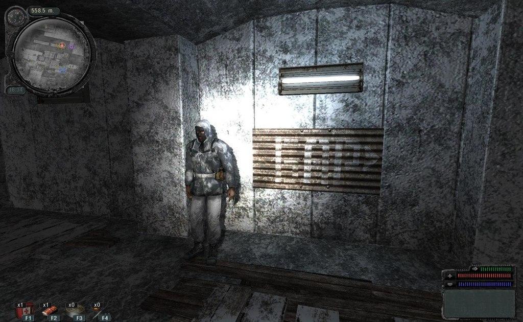 Скачать Mod Simbion для Сталкер Тень Чернобыля